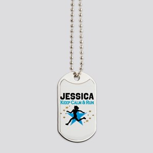 TRACK AND FIELD Dog Tags