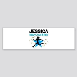 TRACK AND FIELD Sticker (Bumper)