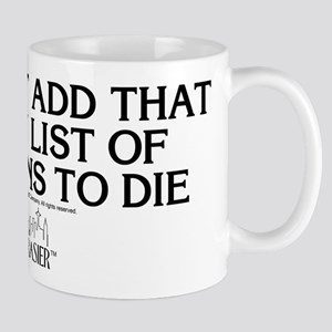 Frasier: Reason To Die Mug