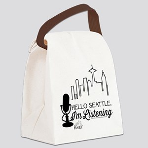 Frasier: Hello Seattle Canvas Lunch Bag