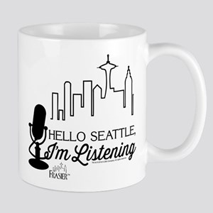 Frasier: Hello Seattle Mug