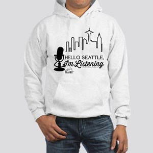Frasier: Hello Seattle Hooded Sweatshirt