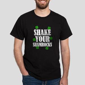 Shake Your Shamrocks funny shirt St. Patri T-Shirt