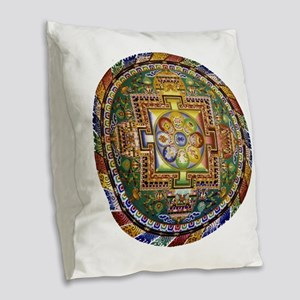 SOUL Burlap Throw Pillow