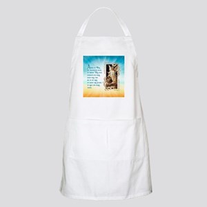 Angel of God (Day) Apron