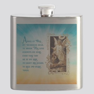 Angel of God (Day) Flask