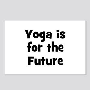 Yoga is for the Future Postcards (Package of 8)