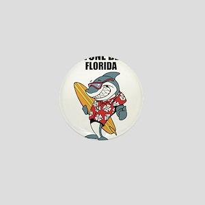 Neptune Beach, Florida Mini Button
