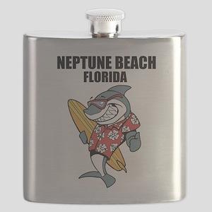 Neptune Beach, Florida Flask