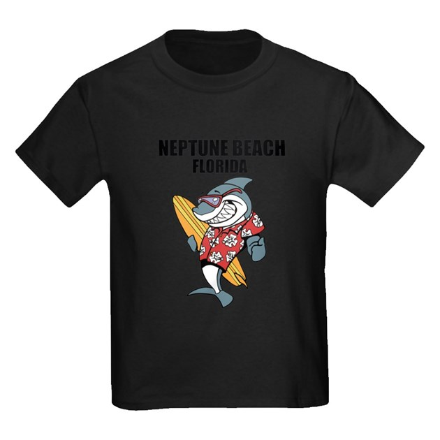 Houses For Sale In Neptune Beach Fl: Neptune Beach, Florida T-Shirt By Bestbeach