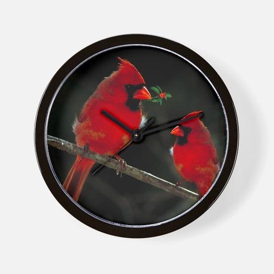 CARDINAL Wall Clock