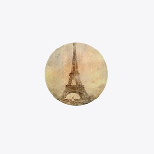 Vintage Paris Mini Button