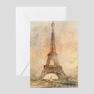Vintage Paris Greeting Cards