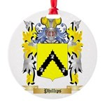 Phillips Round Ornament