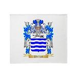 Phillips (Ireland) Throw Blanket
