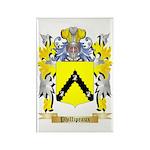 Phillipeaux Rectangle Magnet (10 pack)