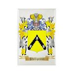 Phillipeaux Rectangle Magnet (100 pack)