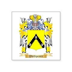 Phillipeaux Square Sticker 3