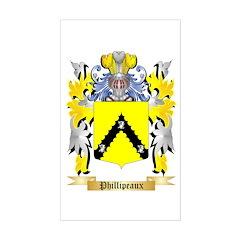 Phillipeaux Sticker (Rectangle)