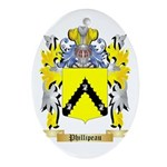 Phillipeau Oval Ornament