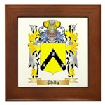 Phillip Framed Tile