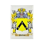 Phillins Rectangle Magnet (100 pack)