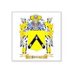Phillcox Square Sticker 3