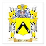 Philipson Square Car Magnet 3