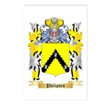 Philipsen Postcards (Package of 8)