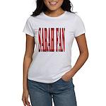 Sarah Fan Women's T-Shirt