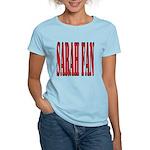 Sarah Fan Women's Light T-Shirt
