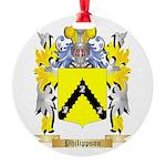 Philippson Round Ornament