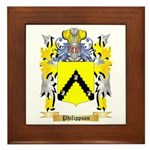 Philippson Framed Tile