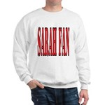 Sarah Fan Sweatshirt