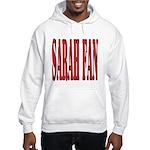 Sarah Fan Hooded Sweatshirt