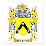 Philippsohn Square Car Magnet 3