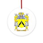 Philippsohn Round Ornament