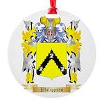 Philippsen Round Ornament