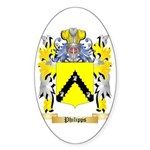 Philipps Sticker (Oval)