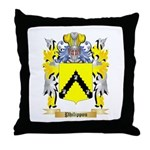 Philippou Throw Pillow