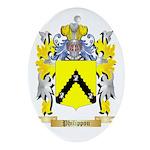 Philippou Oval Ornament