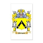 Philippon 20x12 Wall Decal
