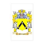 Philippet Sticker (Rectangle)