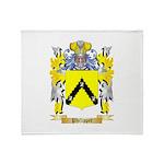 Philippet Throw Blanket