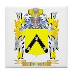 Philippet Tile Coaster