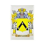 Philippault Rectangle Magnet (10 pack)