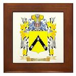Philippault Framed Tile