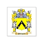 Philippart Square Sticker 3