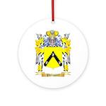 Philippart Round Ornament