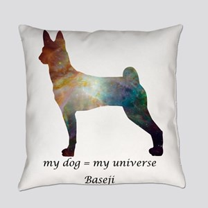 BASENJI Everyday Pillow